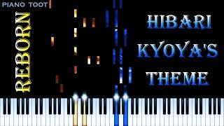 Katekyo Hitman Reborn! Hibari Kyoya's Theme Piano - Fuuki Iinchou Hibari Kyoya