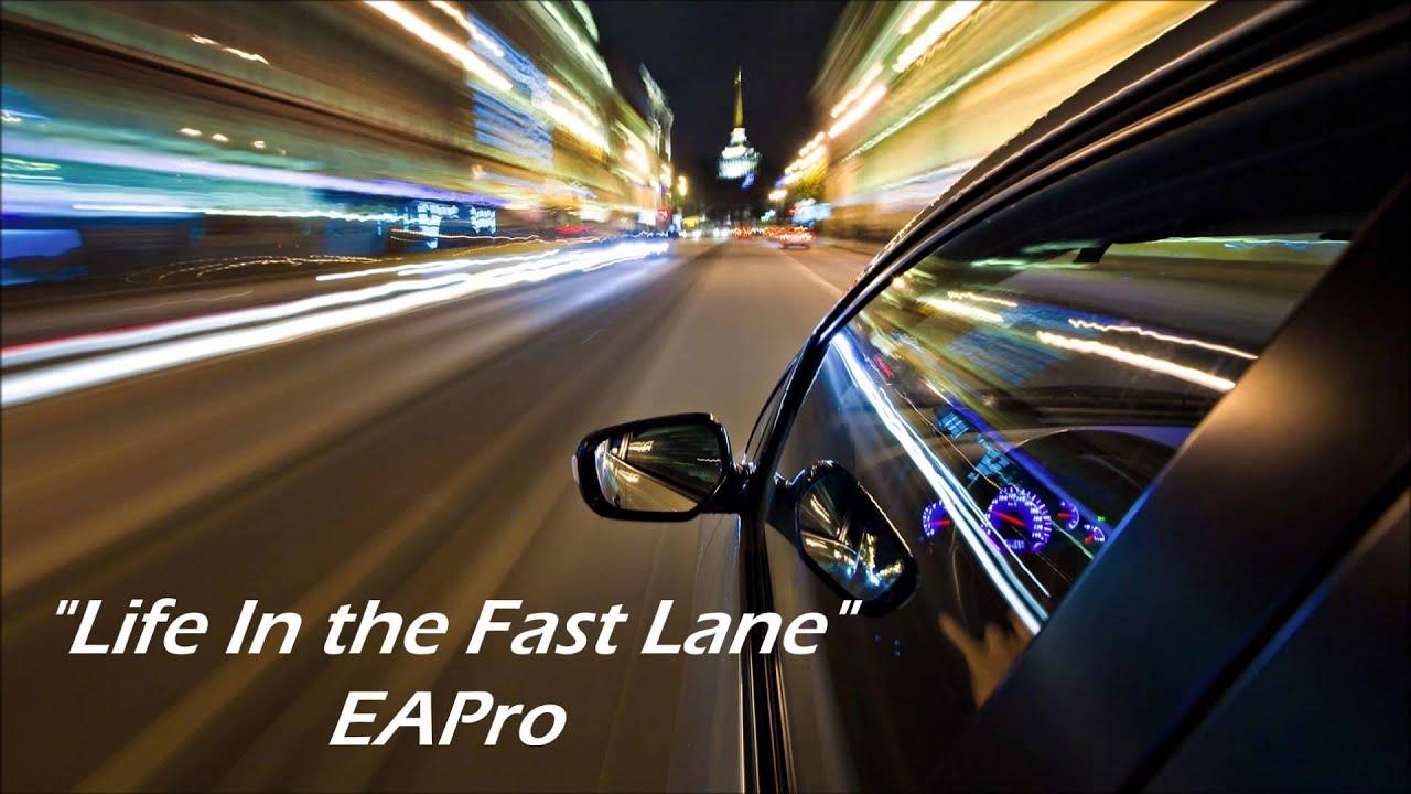 life in the fast lane Life in the fast lane e - d e - d e d d 1 he was a hard headed man, he was brutally handsome, e d e - d and she was terminally pretty.