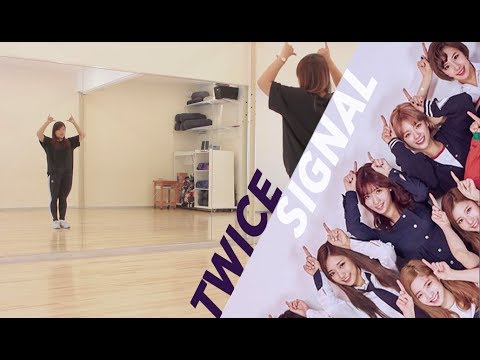[TUTORIAL] TWICE(트와이스) - SIGNAL | Dance Tutorial by 2KSQUAD