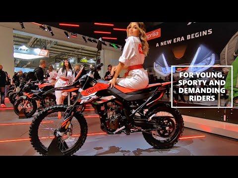 2020 Aprilia RX 125 Enduro