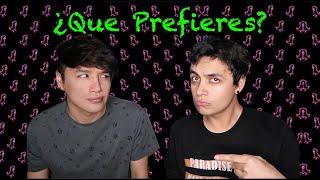 BESARNOS O COMER KK 💩? // Rocko&Tom