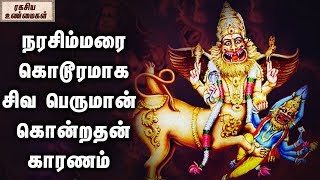 The Unknown Story Of Lord Shiva's Sharabha  Avatar || Unknown Facts Tamil