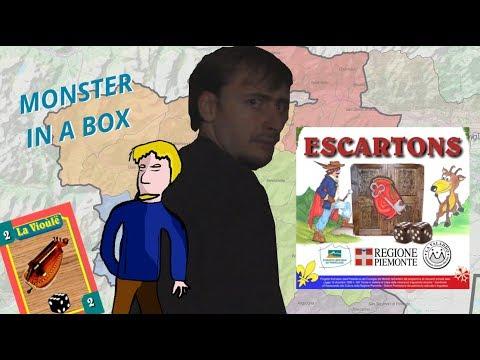 Monster in a Box  - Escartons