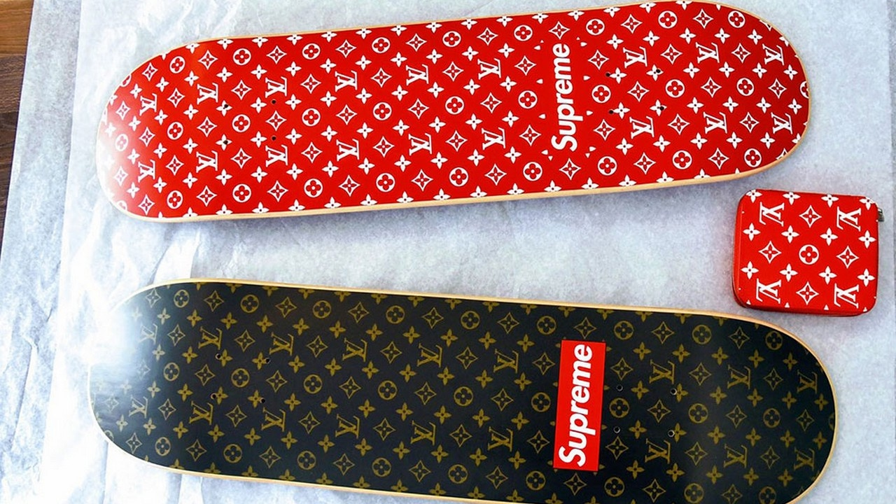 Louis Vuitton Skate Grip Tape | Jaguar Clubs Of North America