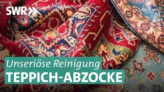 Teppiche: Wenn die Reinigung zur Abzocke wird