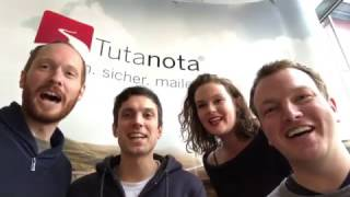 The world's sound of Tutanota