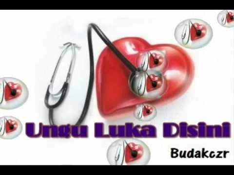 Ungu Luka Disini (Lyrics)