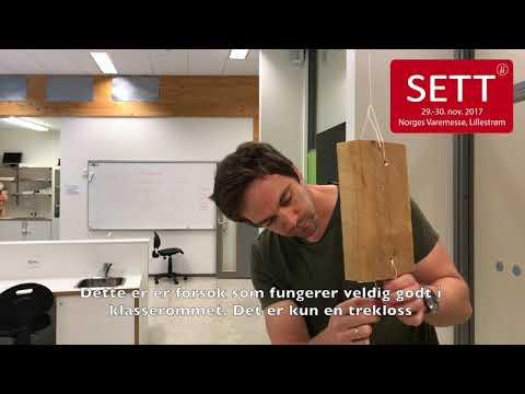 Jens Myklebost på SETT - Møteplassen for moderne og innovativ læring