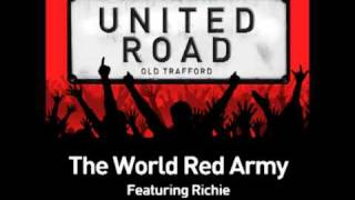 United Road by The World Red Army Featuring Richie