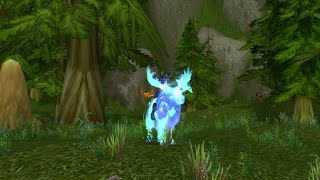 World of Warcraft Laying to Rest Archaeology Quest / Obtaining the Spirit of Eche'ro Mount Guide