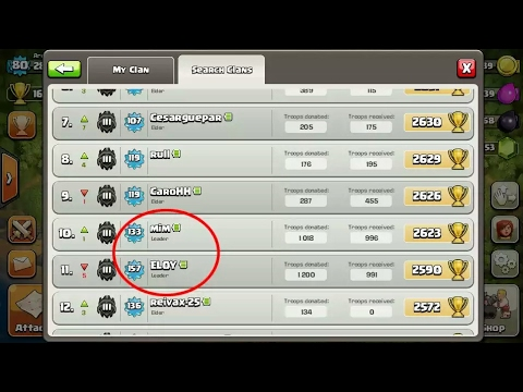 👏👏(With Proof)Hack Your Friend's COC Account 👏👏