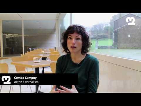Conversa sobre O Diario Galego con Comba Campoy