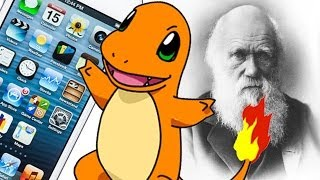 Evolutionary Psychology pt. 1: iPhones, Pokemon, and Darwin