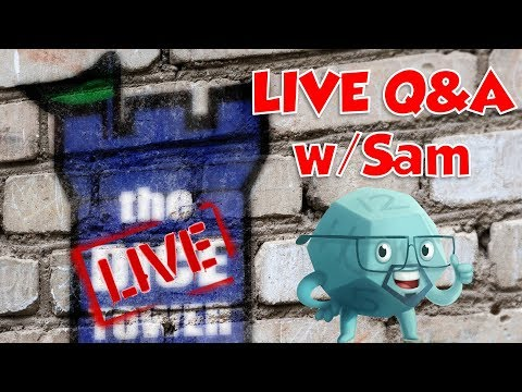 LIVE Q&A with Sam Healey!