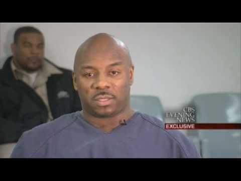 Mark Ingram Sr. Roots for Son from Jail - YouTube