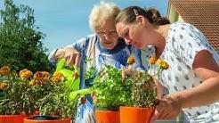 Sozialer Dienst - ein wichtiges Rad im Pflegealltag