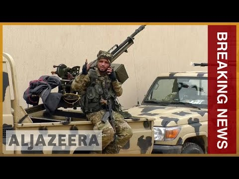 🇱🇾 Libya: Fierce battles near capital Tripoli | Al Jazeera English
