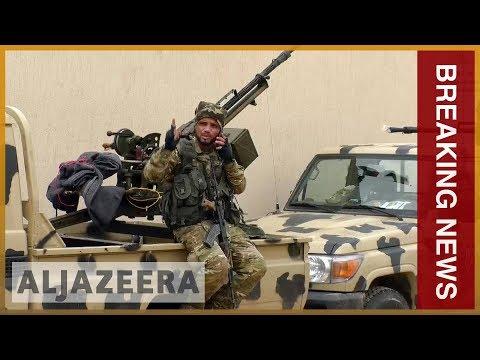🇱🇾 Libya: Fierce Battles Near Capital Tripoli | Al Jazeera English