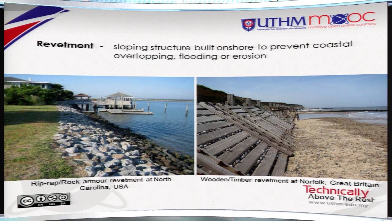 Overview of Chapter 6 Revetment Design and Beach Nourishment
