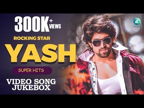 Yash Hits | Best Kannada Songs Of Yash | Rocking Star Yash Collections