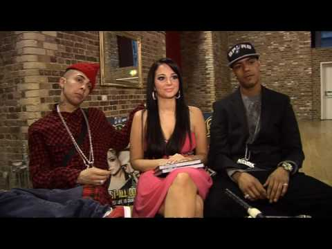 N-Dubz lose their cool with Lethal Bizzle