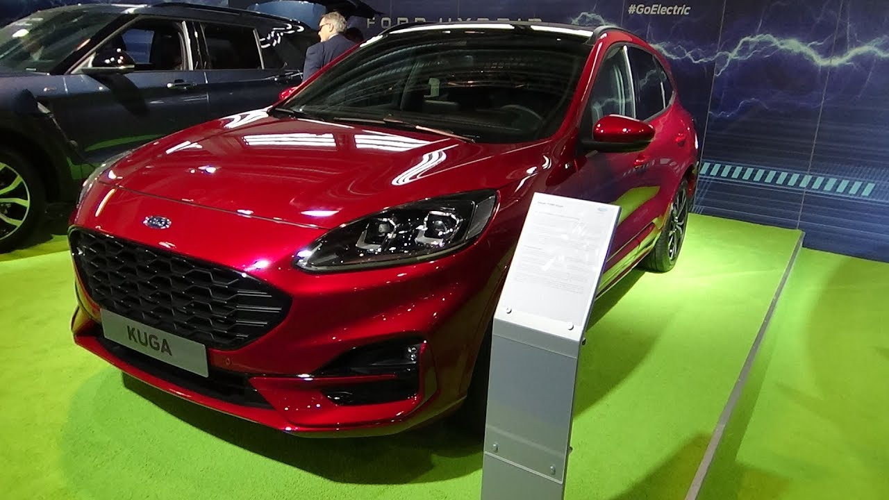 2020 Car Show.2020 Ford Kuga Auto Zurich Car Show 2019