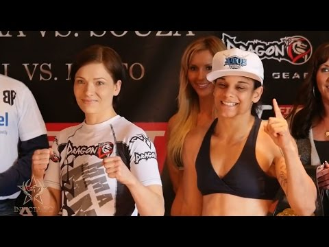 Invicta FC 12: Weigh-Ins