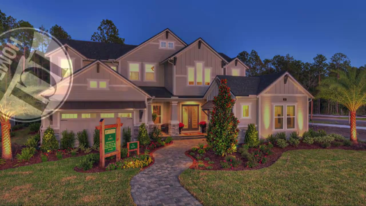 Ici homes official site - The Brooke A New Model Home From Ici Homes In Nocatee