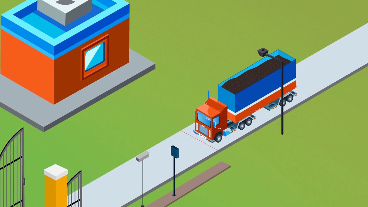 Unmanned Weighbridge System and Automated Weighbridge System