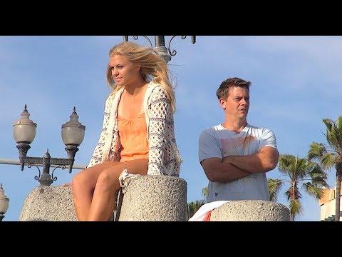 FARTING AT THE BEACH || Pooter Prank || PRANK on California Girls