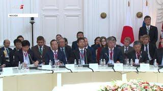 Айсен Николаев назвал ключевые направления сотрудничества Якутии и Японии