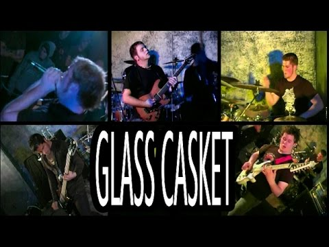 GLASS CASKET (w. Blake Richardson and Dustie Waring from BTBAM) Full Set 2005