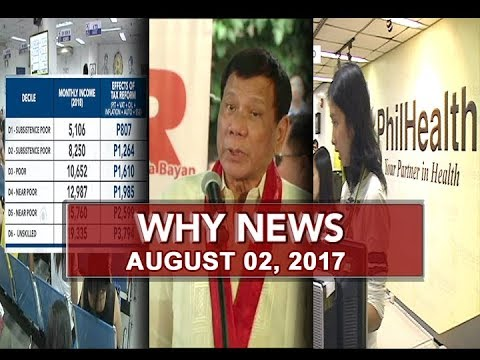 UNTV: Why News (August 02, 2017)