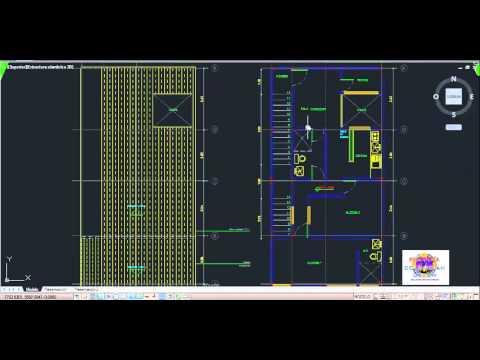 Planos estructurales casa 3 pisos correcciones planos for Planos arquitectonicos de casas
