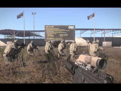 [Arma 3] UnitedOperations.net - UOTC Familiarization Course