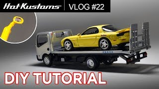 How to Install Side Mirrors for TLV RedSuns Mazda RX7 | DIY Tutorial