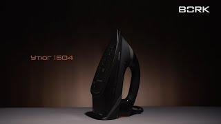 Видеообзор утюга с парогенератором i604