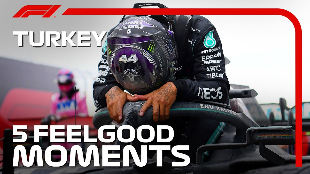 Download 5 Feel Good Moments In Istanbul | Turkish Grand Prix