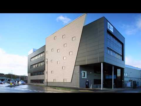 The Sheffield College Engineering Centre - Senior Architectural Systems
