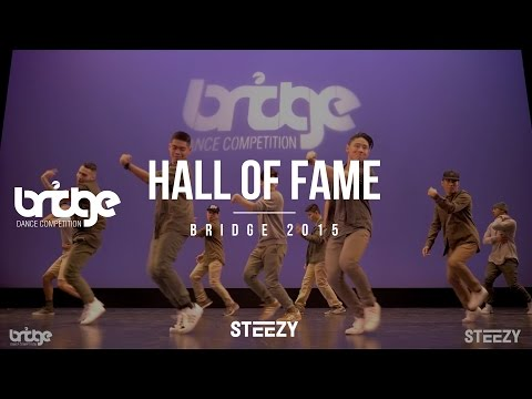 Hall Of Fame | Bridge 2015 | Front Row (STEEZY Official)