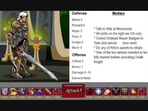 The Best DragonFable Armor Guide [HD]