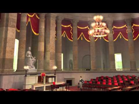 Segment 8: Rebuilding the House Chamber