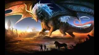 Dragonman Running Wild with Lyrics