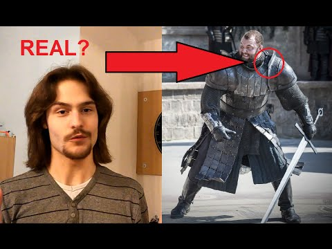 Is the armor in Game of Thrones Realistic? - YouTube Game Of Thrones Armor on walking dead armor, last man standing armor, legend of the seeker armor, lord of the rings armor, steven universe armor,