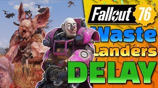 Wastelanders PTS DELAYED!, Vault 94 Removed, Major UI Overhaul - FALLOUT 76 NEWS