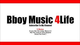 Dj Fleg  - New Horns - Get Busy ( Remix Too Many Zooz) | Bboy Music 4 Life 2015