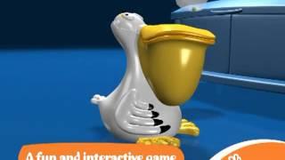 Игрушка Ouaps - Озорной Пеликан (62003)
