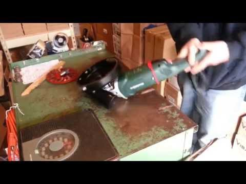 Metabo shroud assembly with cup