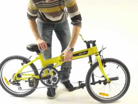 Bici Pieghevole Hoptown 5.B Twin Hoptown 5 Youtube