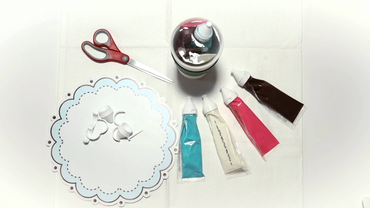 Candy Crafting With The Chocolate Pen Assemble Your Refills